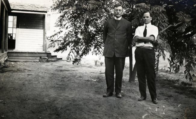 Bureau of Catholic Indian Missions | Black and Indian Mission